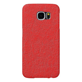 red texture pattern samsung galaxy s6 cases