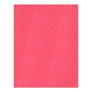 red texture scrapbook letterhead