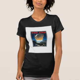 red the asteroid end T-Shirt