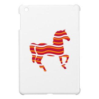Red Thoroughbred iPad Mini Covers