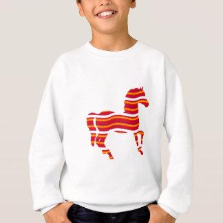 Red Thoroughbred Sweatshirt