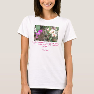 Red Thread Chinese Proverb T-Shirt