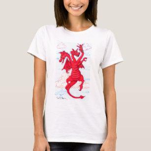 1b85c0a4 Three Headed Dragon Gifts on Zazzle CA
