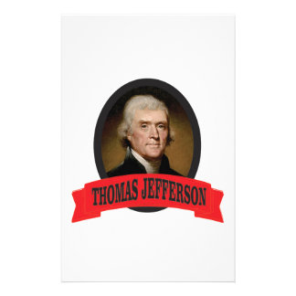 red TJ art Personalized Stationery