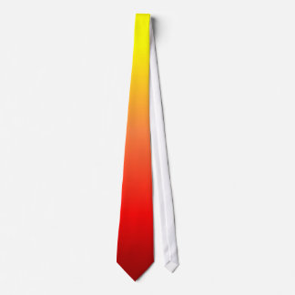 Red to Yellow Tie