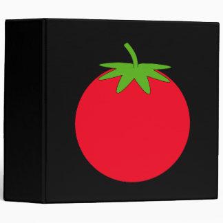 Red Tomato Vinyl Binder
