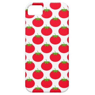 Red Tomato Pattern. iPhone 5 Covers