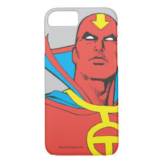 Red Tornado Behind Cityscape iPhone 8/7 Case