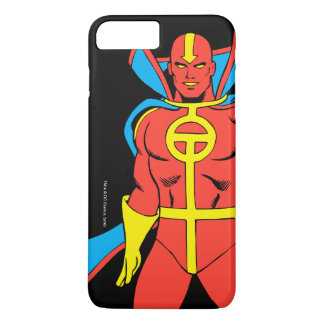 Red Tornado Pose iPhone 7 Plus Case