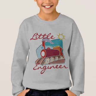 Red Train Little Engineer Tshirts and Gifts