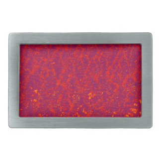 red trees belt buckle