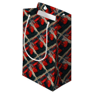 Red Truck Gift Bag for Him