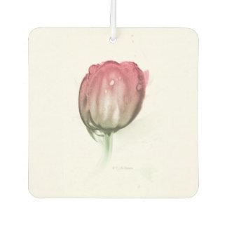 Red tulip air freshener