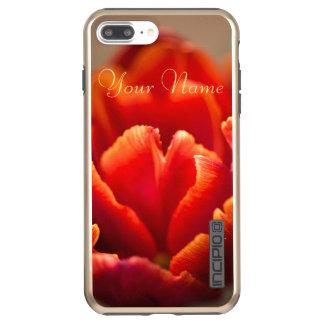 Red tulip incipio DualPro shine iPhone 8 plus/7 plus case
