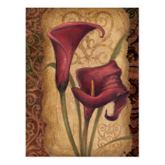 Red Tulips I Postcards