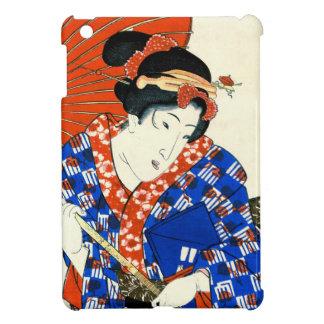 Red Umbrella 1843 Case For The iPad Mini
