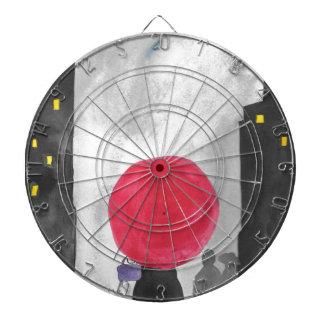 Red Umbrella Dartboards