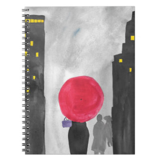 Red Umbrella Notebooks