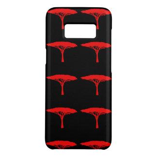 Red Umbrella Tree Case-Mate Samsung Galaxy S8 Case
