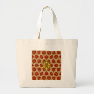 red valentine tote bag
