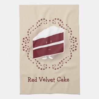 Red Velvet Cake | Kitchen Towel
