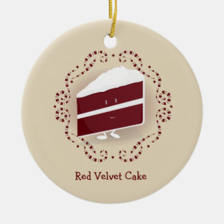 Red Velvet Cake | Ornament