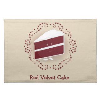 Red Velvet Cake | Placemat