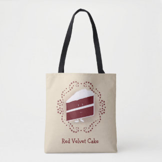 Red Velvet Cake | Tote Bag