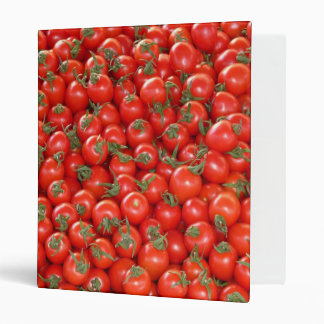 Red Vine Tomatoes 3 Ring Binders