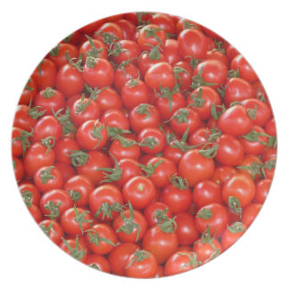 Red Vine Tomatoes Dinner Plates