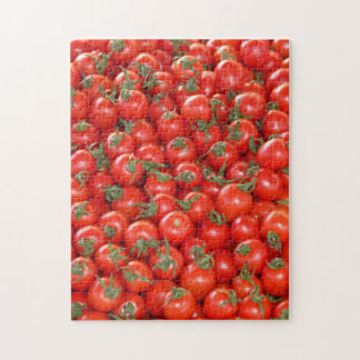 Red Vine Tomatoes Jigsaw Puzzle