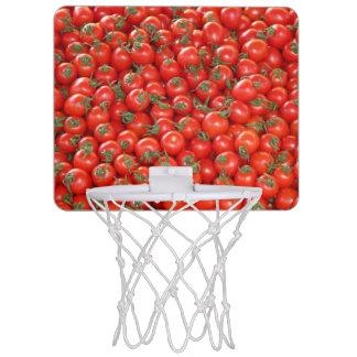 Red Vine Tomatoes Mini Basketball Hoop