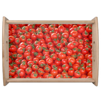 Red Vine Tomatoes Serving Tray