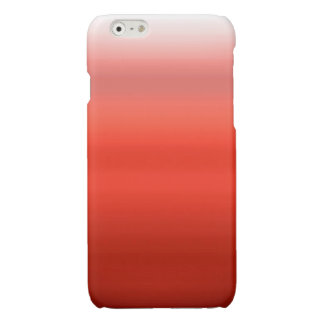 Red Watercolor Ombre