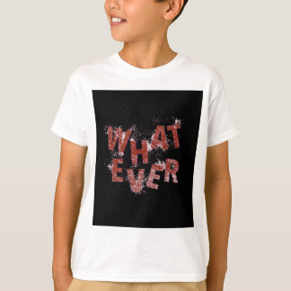 Red Whatever T-Shirt