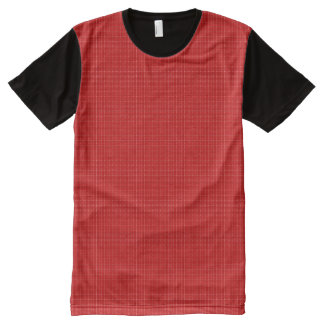 Red White American Apparel Shirt Buy Gifting