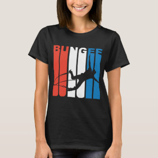 Red White And Blue Bungee Jumping T-Shirt