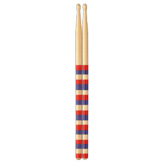 Red White and Blue Drumsticks