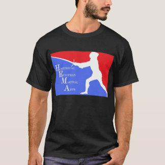 Red White and Blue Hema Logo T-Shirt