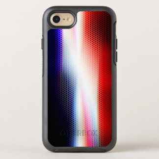 Red White and Blue OtterBox Symmetry iPhone 8/7 Case