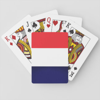Red, White and Blue Playing Cards