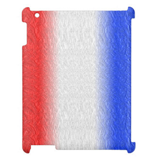 Red White and Blue Stripe Case For The iPad 2 3 4