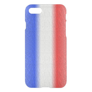 Red White and Blue Stripe iPhone 8/7 Case