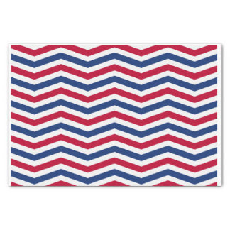 Red White and Blue Tissue Paper