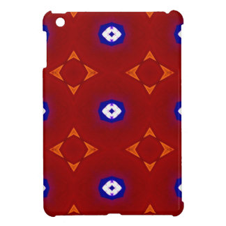 Red White Blue Patriotic Summer Colors Case For The iPad Mini