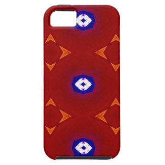 Red White Blue Patriotic Summer Colors iPhone 5 Cases