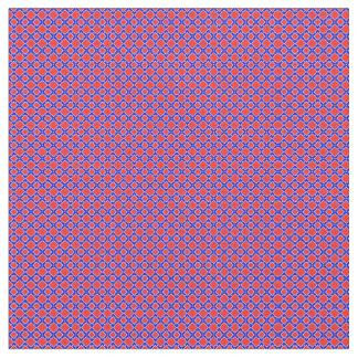 Red White Blue Stars n Stripes Design Fabric