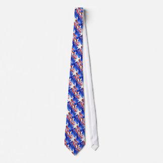 Red, White & Blue Tie