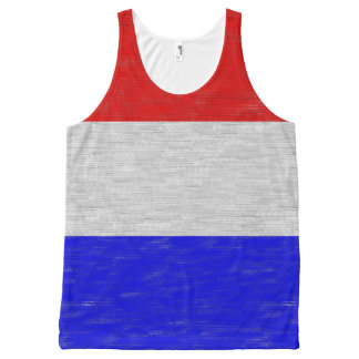 Red/White/Blue U.S. Colors Unisex