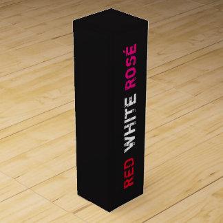 Red, White, Rosé Wine Gift Box